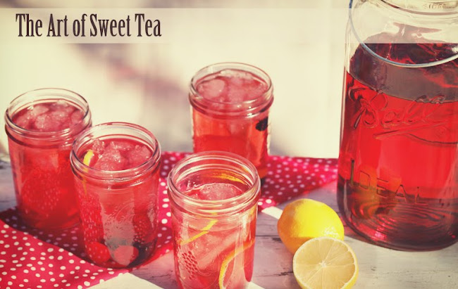 The Art of Sweet Tea