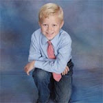 Caleb Buchanan - 8 years old