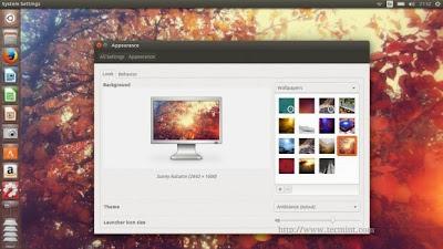 Wallpaper Ubuntu 14.10