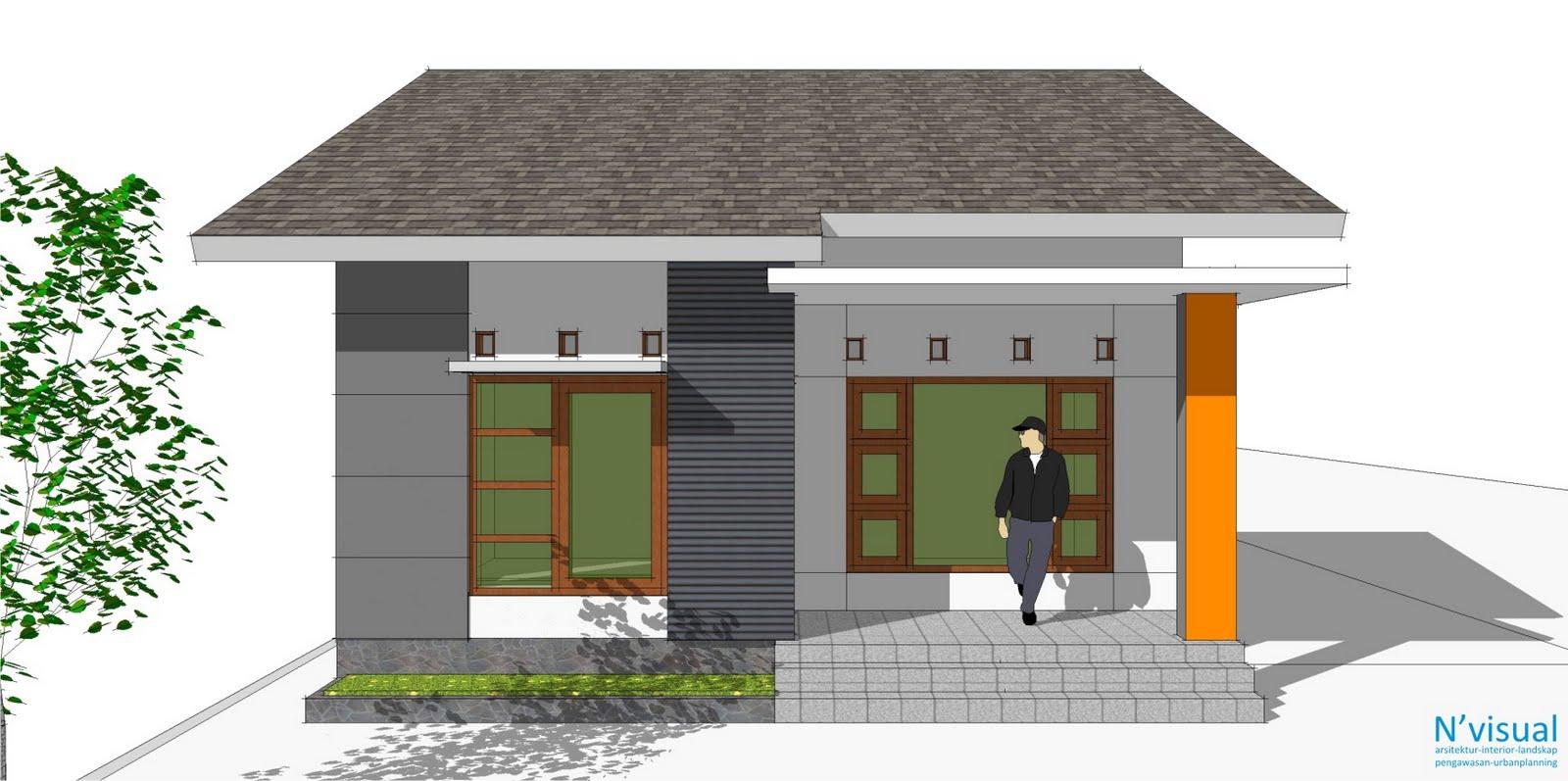 Rumah Minimalis Sederhana December 2020