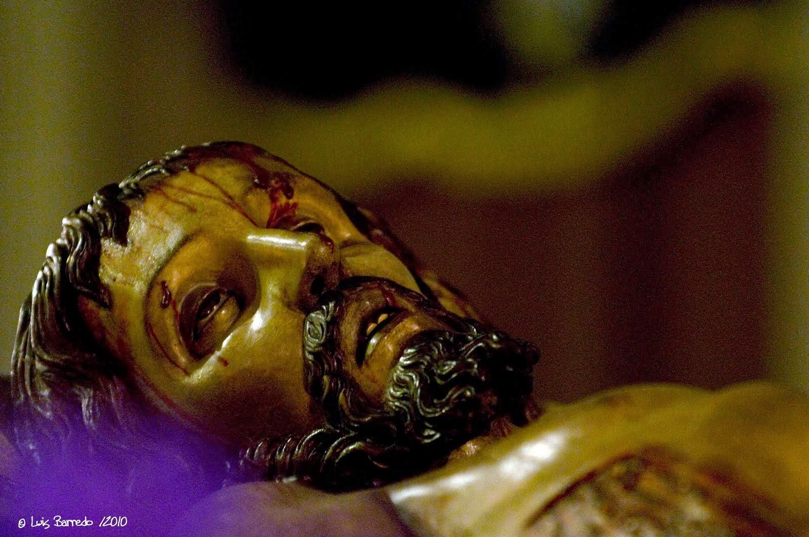 Pila arte 2 gregorio fern ndez cristo yacente - Santa ana valladolid ...