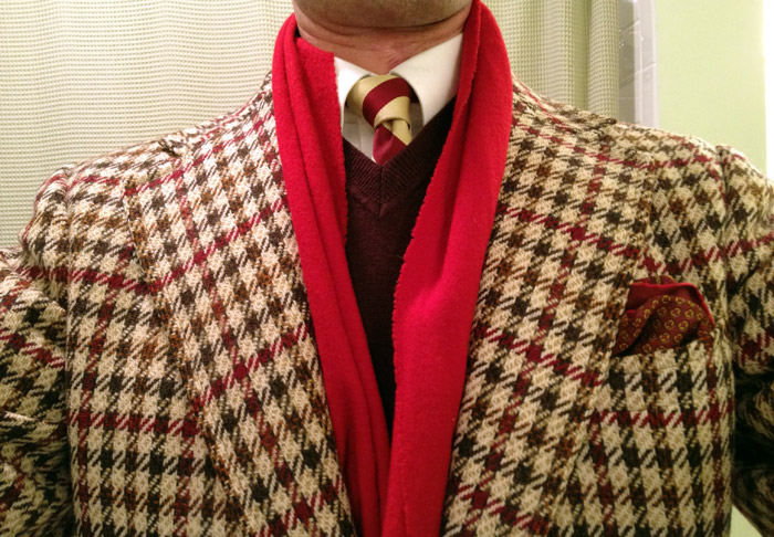 thick sport coat