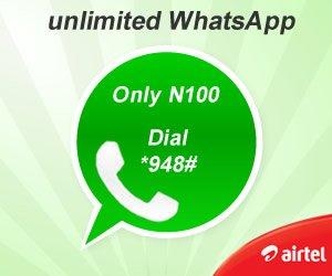 Use WhatsApp with Airtel
