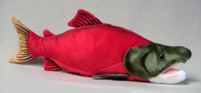 Tapir and friends animal store realistic stuffed animals for Fish stuffed animals