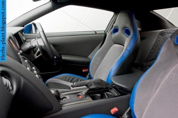 Nissan GT-R car 2013 interior - صور سيارة نيسان جي تي ار 2013 من الداخل