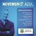 """Secretaria de Saúde de Amparo realizou Palestra da Campanha """"Novembro Azul"""""""