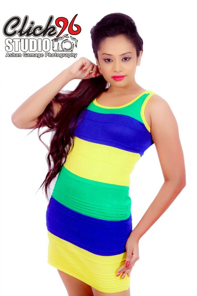 Tharaka Wijesingha short dress