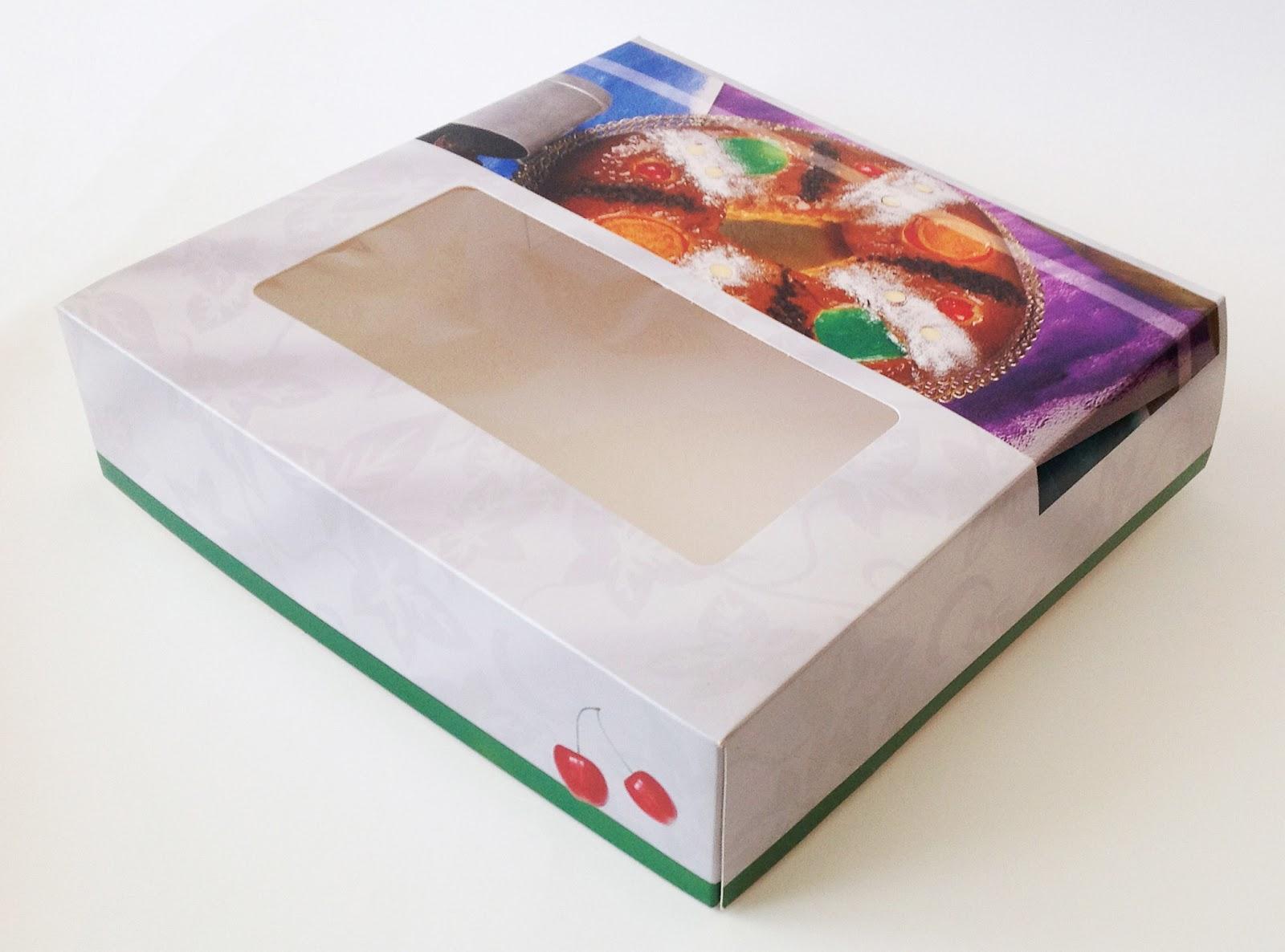 Envases para pasteleria cajas de roscones - Roscones de reyes ...
