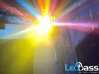 Som e Iluminação (Dj para festa)