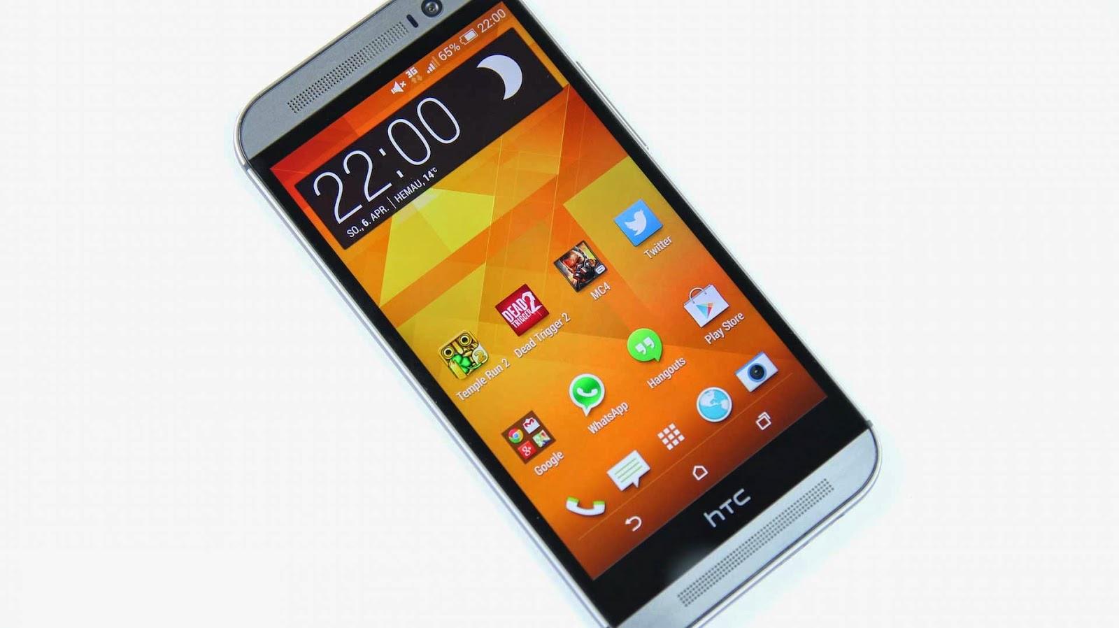 Come aggiungere sito a pagina home HTC One M9 e sincronizzare preferiti con Chrome PC e MAC