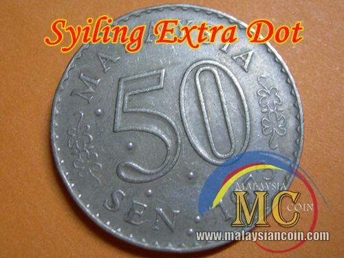 syiling extra dot