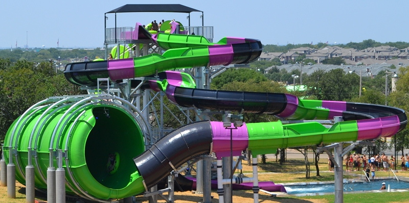 Nrh20 Water Park The Waterpark Is Located In North Richland Hills Texas Was Designed And Built By Two School Yard Friends Le