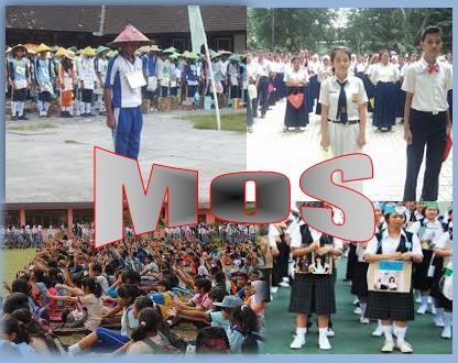 Gambaran Siswa yang mengikuti Masa Orientasi Siswa tingkat SMP, SMA / SMK