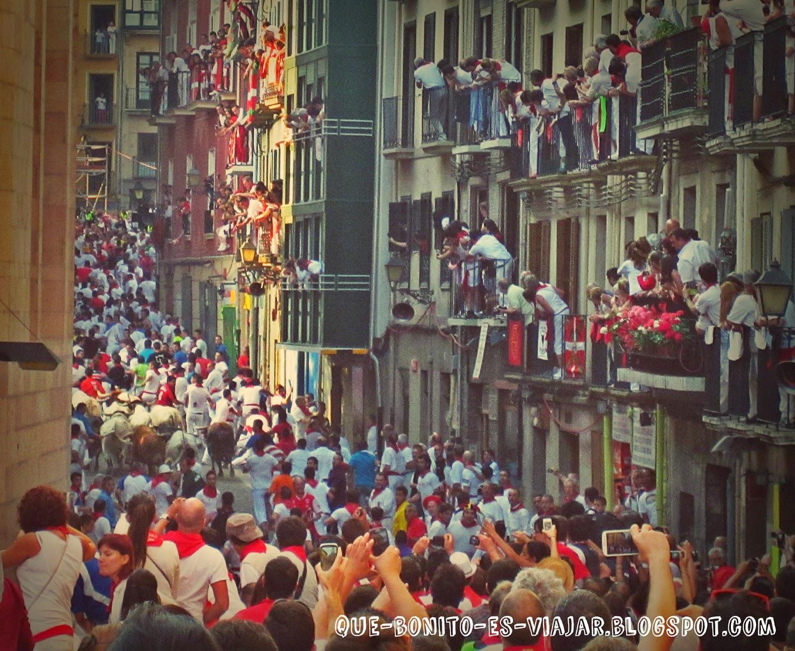 Encierro de San Fermín