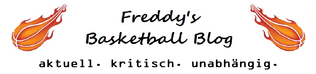 Freddy's Basketball Blog