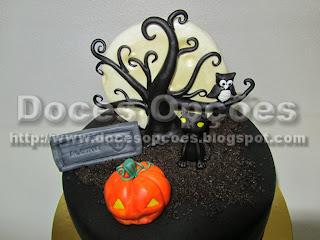 bolos halloween bragança