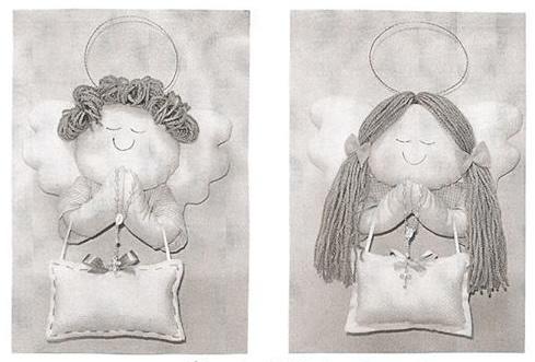 Anjinho porta maternidade
