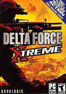 free download Delta Force Xtreme game for pc