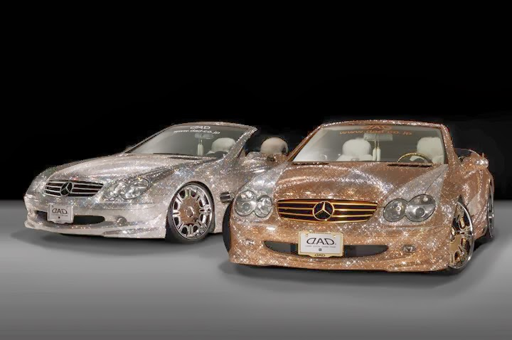 Of Course There Is A High Price Attached To These Blinding Luxury Vehicles  U2013 A Whopping $4.8 Million, Making It One Of Swarovskiu0027s Most Expensive ...