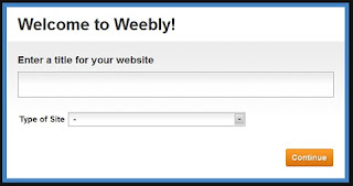 Cara Daftar Di Weebly Dot Com