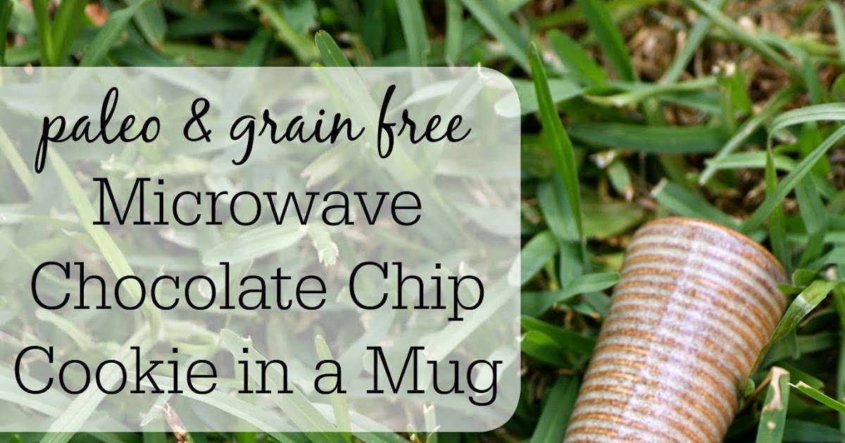 Southern In Law: Recipe: Paleo Microwave Chocolate Chip ...