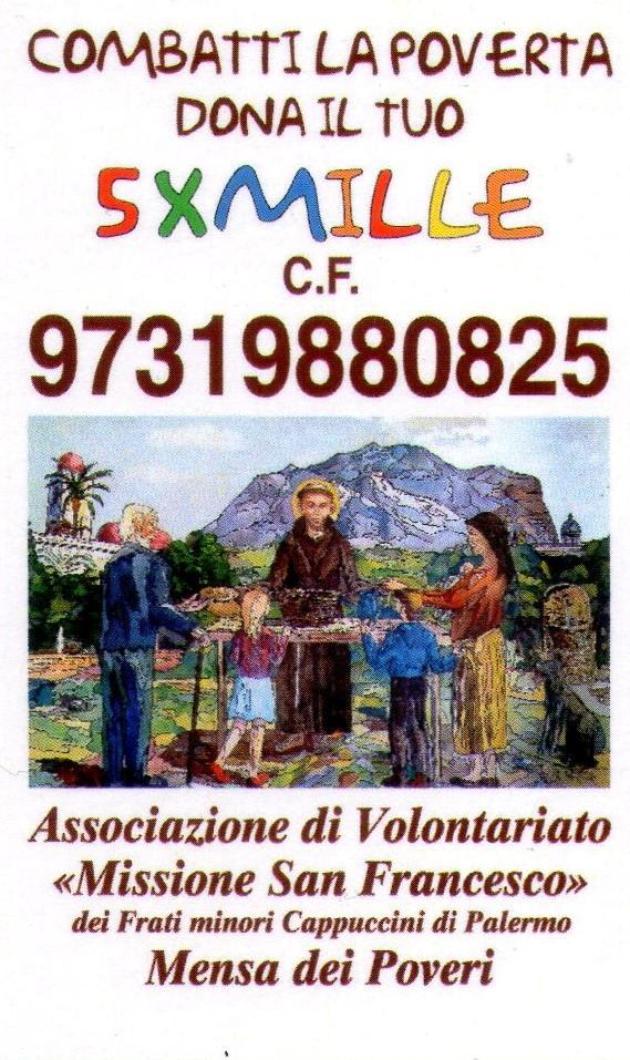 Associazione di volontariato Missione San Francesco