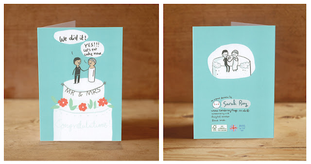 http://sarahrayshop.myshopify.com/collections/cards/products/mr-mrs-card