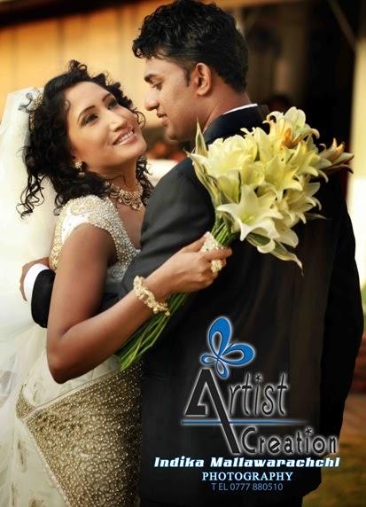 Popular Singer Uresha Raviharis Wedding Sri Lankan