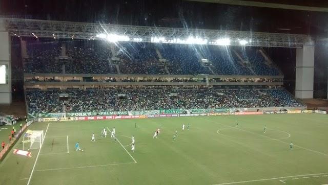 Em noite de desfalques Ponte é batida pelo Palmeiras