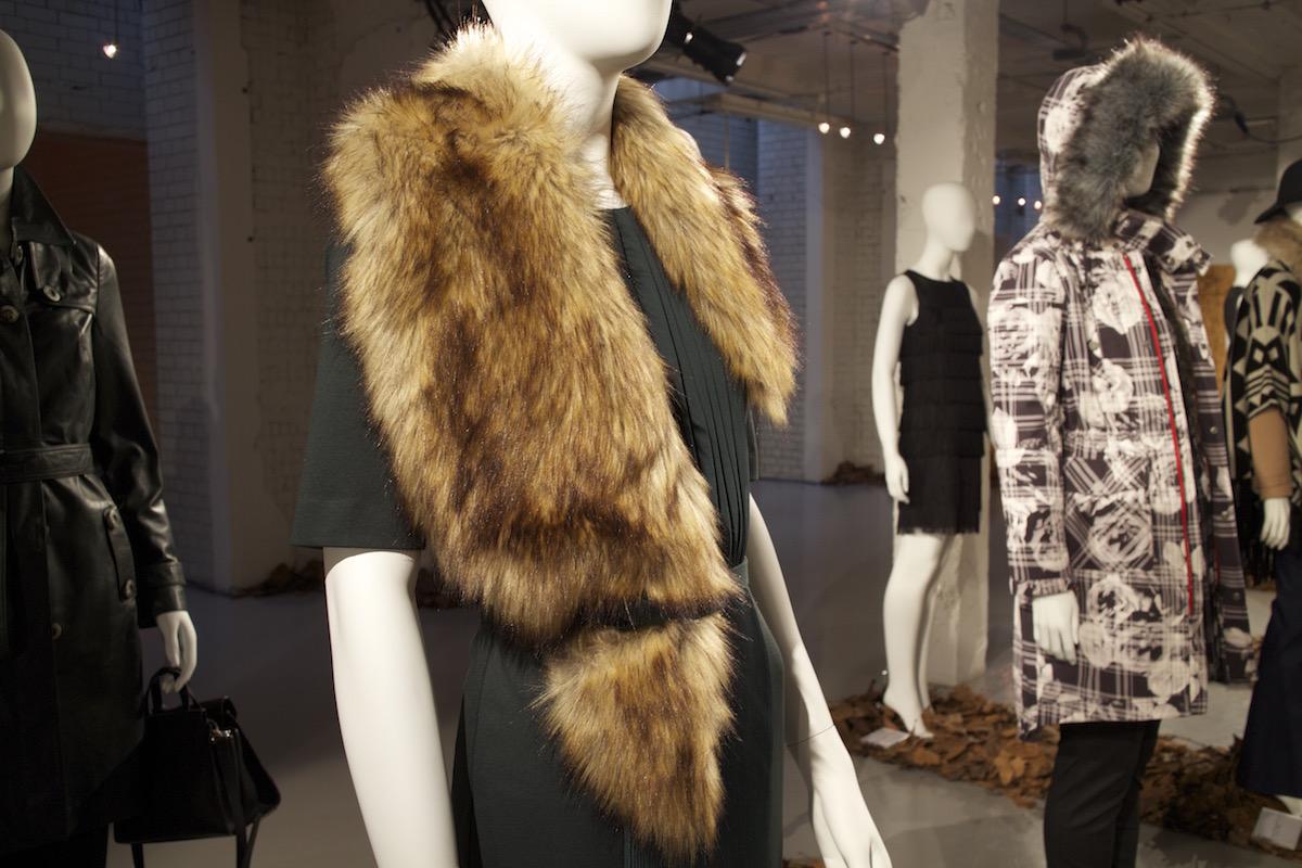 debenhams aw15 press day faux fur