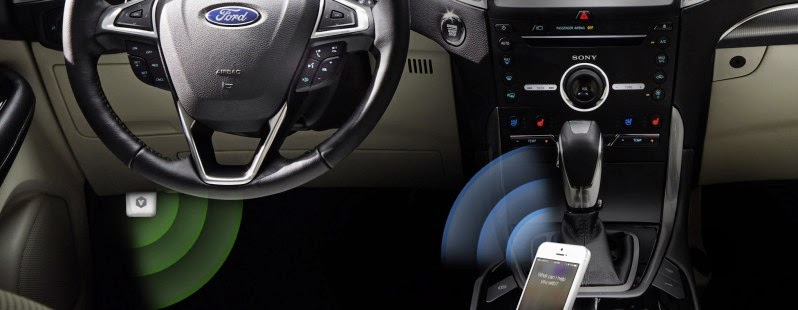 Ford Vehicles Connect with Apple's Siri