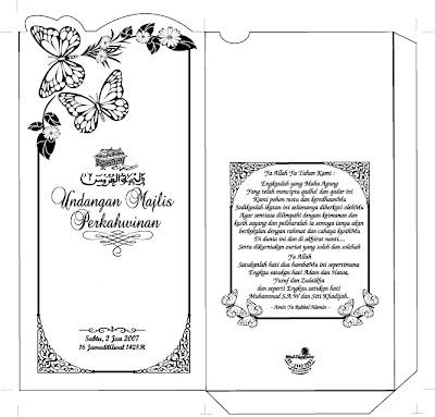 kad%2Bkahwin Hukum: Ayat Al Quran pada kad kahwin...boleh ke???