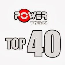 Power Türk – Orjinal Top 40 Listesi (25 Ocak 2014)