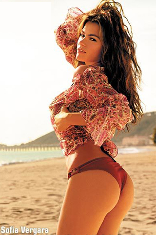 The Top Ten Hottest Sophia Vergara Photos