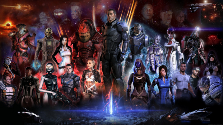 [Upcoming] Mass Effect Andromeda | 2016