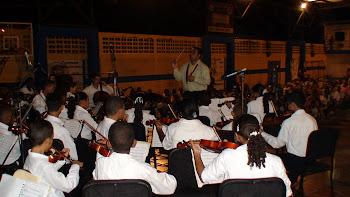 1er Festival de Orquestas Juveniles en Infantiles del Estado Miranda