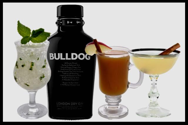 cocteles bulldog gin