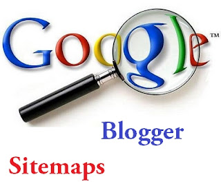 Submitting Sitemap for BlogSpot Blogs on Google Webmaster