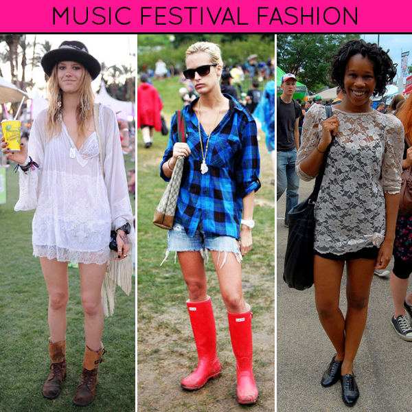 B-iconic Coachella Music Festival Fashion