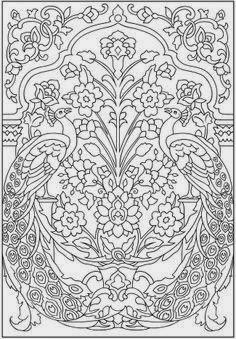 Glass painting designs antiuqe glass painting patterns maxwellsz