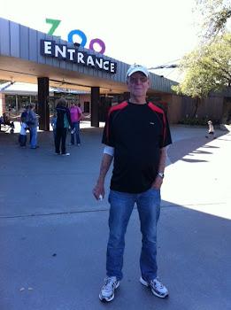 Joe at the Houston Zoo