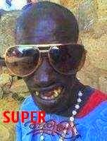 super - comdey face with cooling glass comment image for Facebook