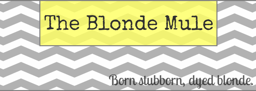 The Blonde Mule