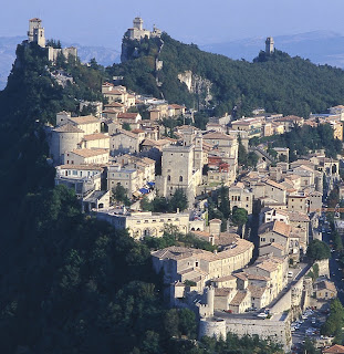 San Marino, Naturaleza