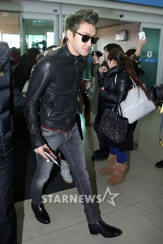 Foto Terbaru Super Junior Bandara Incheon 05