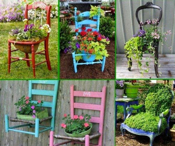 creative recycling ideas for your garden ~ Creative Art and Craft Ideas