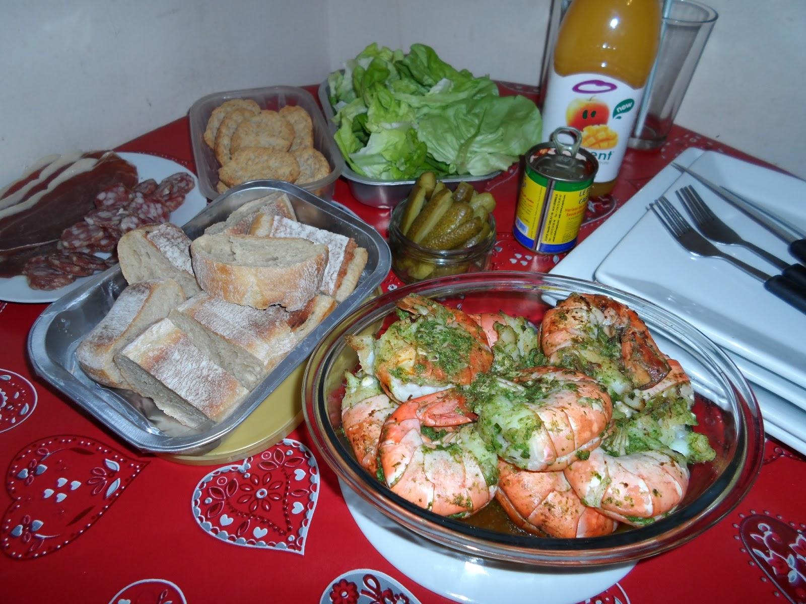 Lam bassa 39 a mon repas de noel et du nouvel an my christmas and new year eve meals - Gateau pour reveillon nouvel an ...
