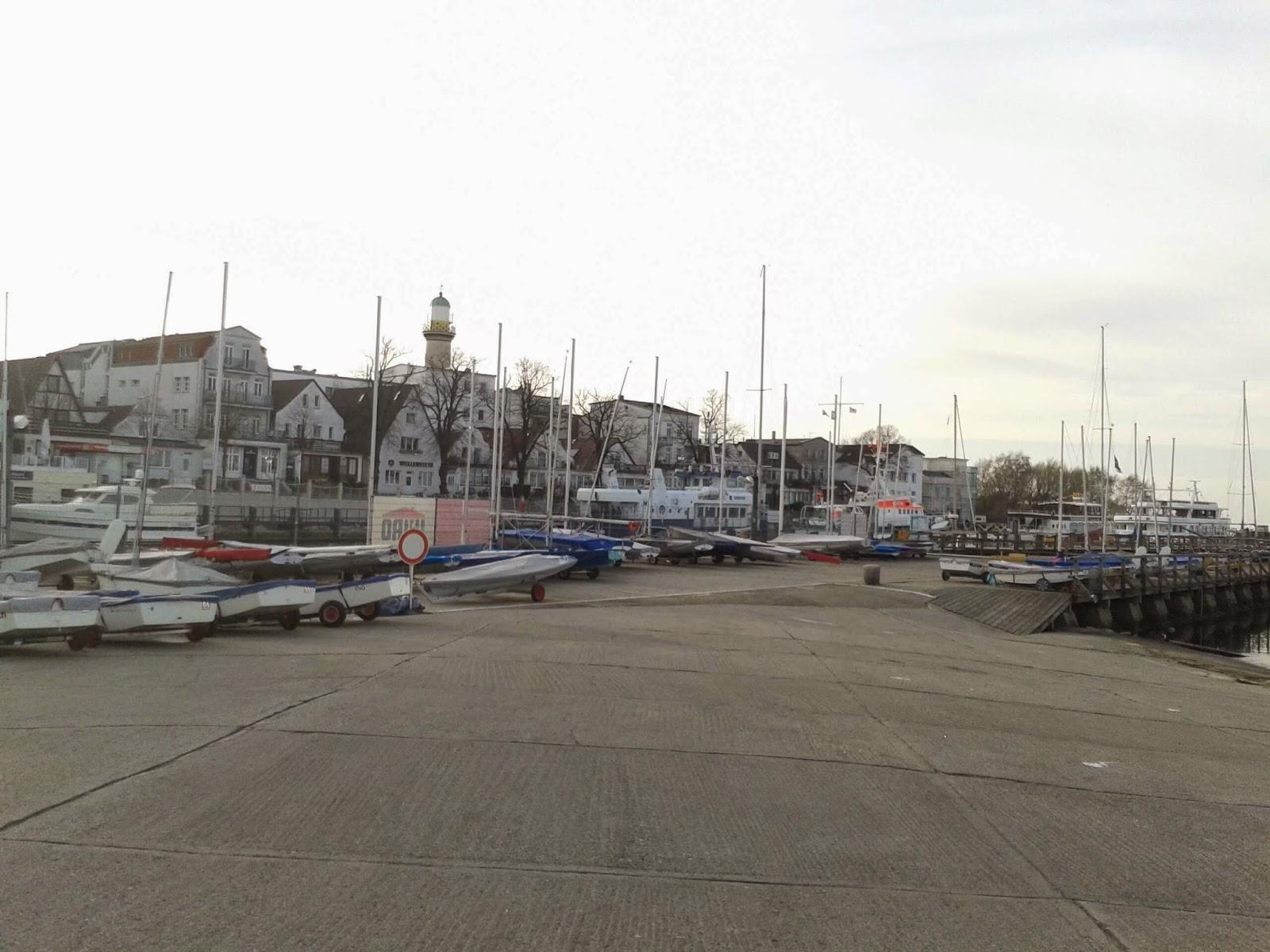 Hafen von Warnemünde