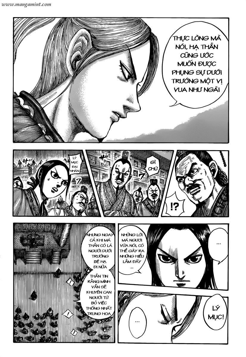 Kingdom – Vương Giả Thiên Hạ (Tổng Hợp) chap 490 page 7 - IZTruyenTranh.com