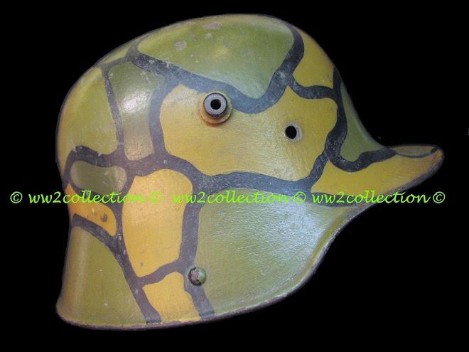 Stahlhelm M16 WW1 Camouflage Helmet